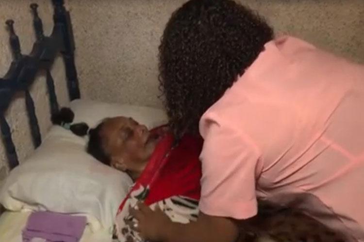 Família de idosa tenta provar que ela está viva após ter certidão de óbito em cartório de Conquista