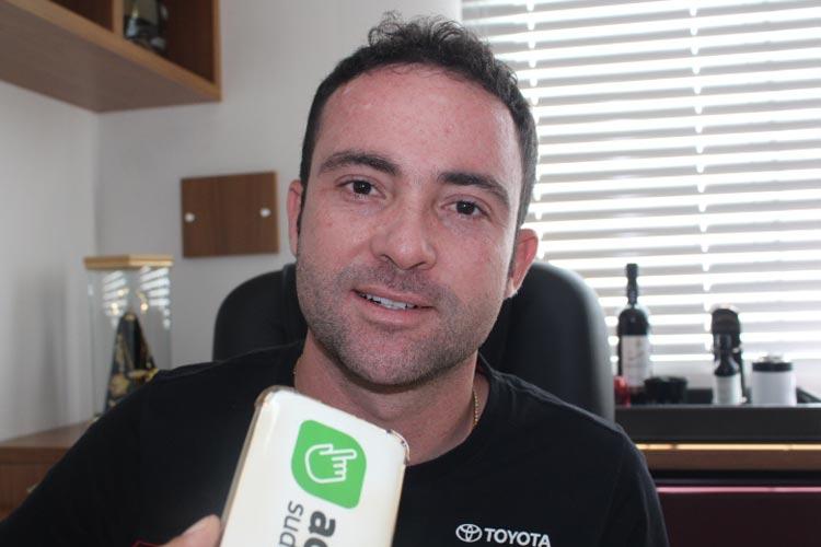 'O povo de Brumado acordou para a necessidade de mudança e de renovação', diz Fabrício Abrantes