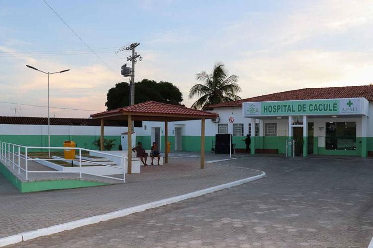 Caculé: Hospital Nossa Senhora Aparecida passa por grande reforma
