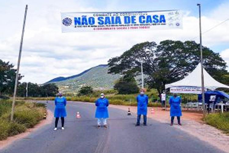 Novo Horizonte é a única cidade da Bahia sem registro de casos de Covid-19
