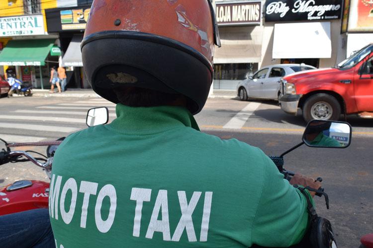 Sem regulamentação, serviço de mototáxi está ameaçado com a zona azul em Brumado