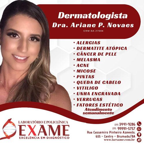 Clínica Exame: Saber quando procurar um dermatologista é fundamental para manter a saúde em dia