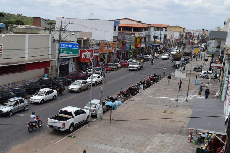 Coronavírus: Brumado respira 'tranquilidade' e comércio luta para restabelecer a economia, avalia CDL