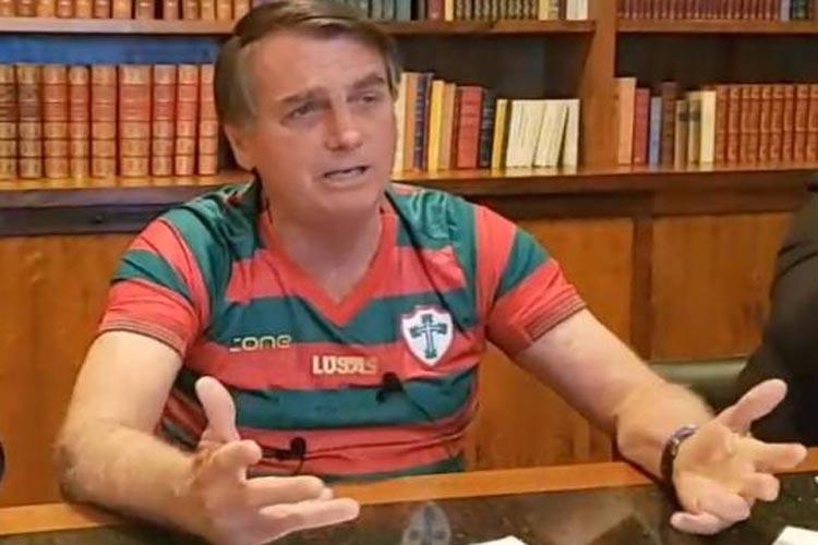 Jair Bolsonaro ataca professores e diz que eles não querem trabalhar
