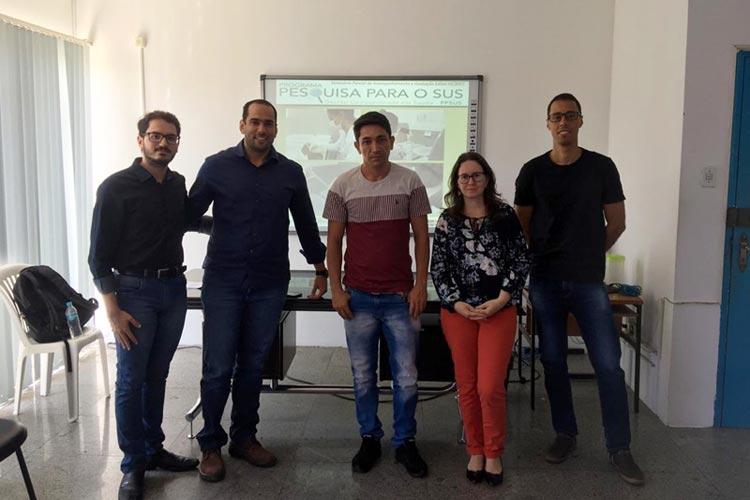 Secretaria de saúde de Brumado firma parceria com a Ufba para operacionalizar a Xenovigilância