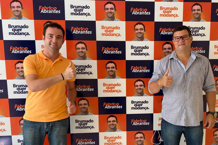 Eleições 2020: Ex-líder do prefeito de Brumado, vereador Rey de Domingão, declara apoio a Fabrício Abrantes