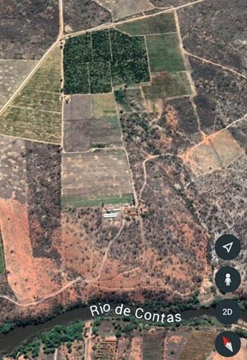 Vende-se fazenda com 400 hectares no Distrito de Cristalândia em Brumado