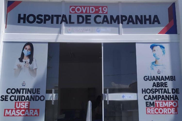 Guanambi: Hospital de Campanha comemora alta de onze pacientes com Covid-19