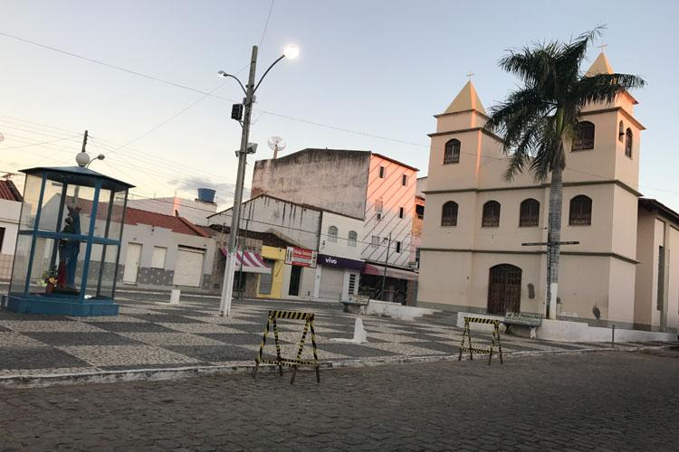 Tanhaçu confirma os dois primeiros casos da Covid-19