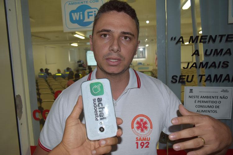 Socorristas do Samu 192 de Brumado passarão por capacitação no Hospital Albert Einstein em São Paulo