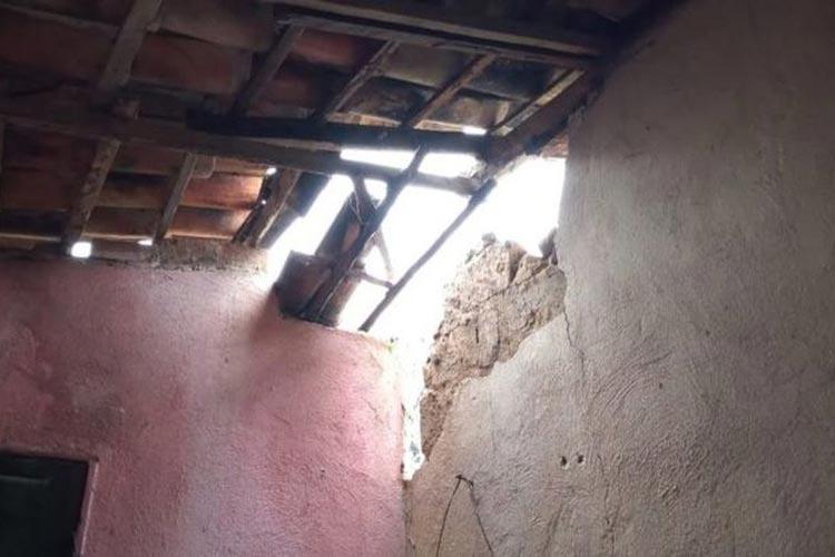 Governo da Bahia homologa situação de emergência em São Miguel das Matas após terremotos