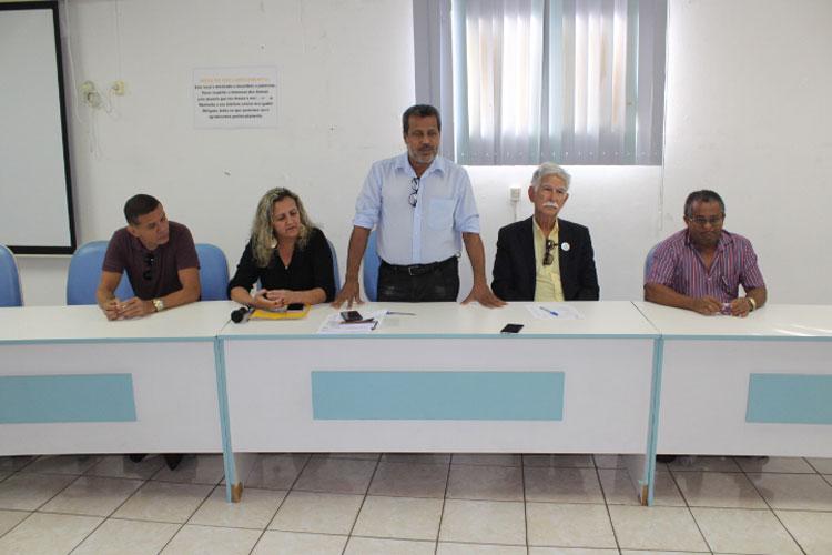 Empossado como novo secretário de esportes, vice-prefeito Édio Pereira fala sobre os projetos para a pasta
