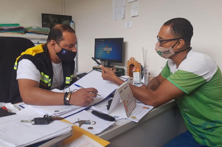 Brumado: SMTT notifica empresa que opera serviços a suspender cobranças na área azul durante o lockdown