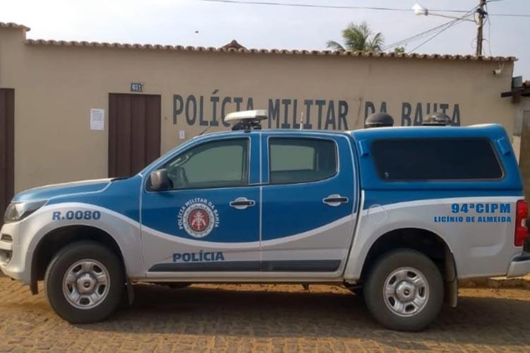 Lockdown: Comerciante é autuado por vender bebidas alcoólicas em Licínio de Almeida