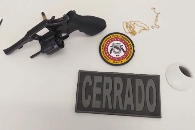 Luís Eduardo Magalhães: Homem é preso suspeito de manter a esposa em cárcere privado