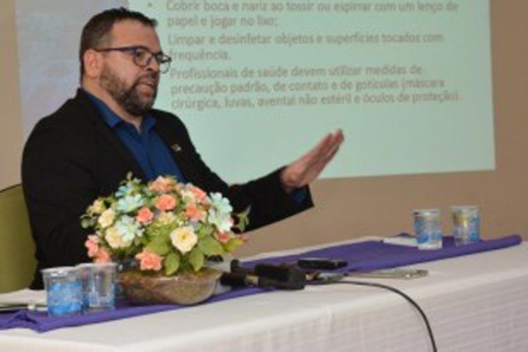 Covid-19: Secretário de Saúde de Conquista reconhece que números reais devem ser bem maiores que os oficiais