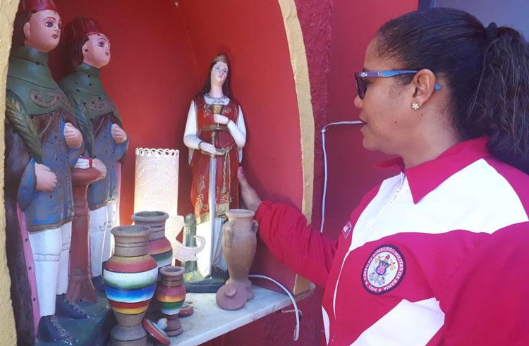 Militar de 48 anos se torna a 1ª mulher tenente-coronel dos Bombeiros da Bahia