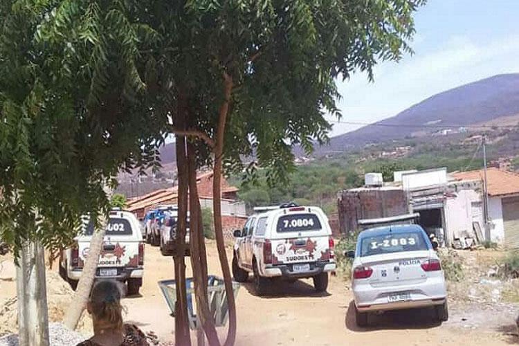 'Operação Tera': Policia cumpre três mandados de prisão em Brumado