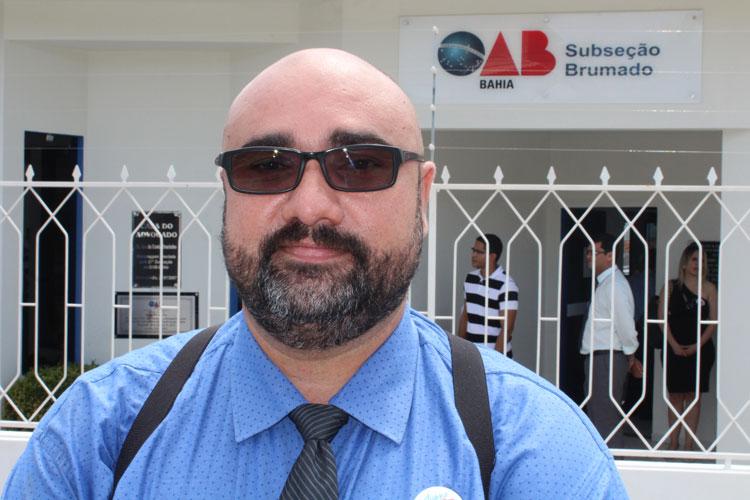 Brumado: OAB espera que Administração mantenha a legalidade e a probidade dos seus atos