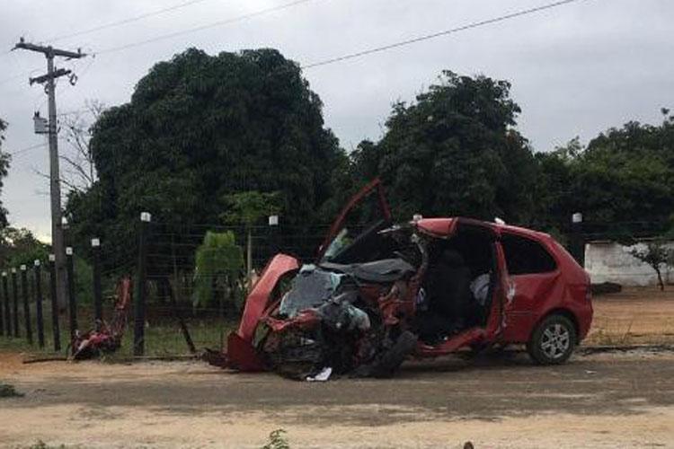 Homem de 31 anos morre em acidente na BR-030 na cidade de Caetité