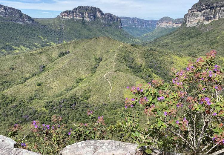 Vale do Pati, na Chapada Diamantina, volta a receber visitantes a partir da próxima semana