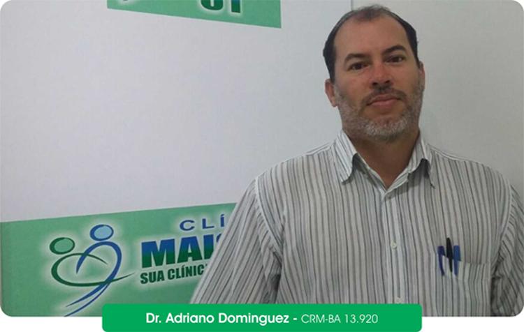 Brumado: Clínica Mais Vida com moderno serviço de ultrassonografia com o médico Adriano Dominguez