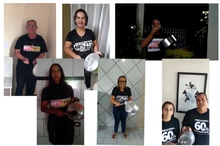 Tanhaçu: Advogado esclarece protestos de professores em busca de precatórios da educação