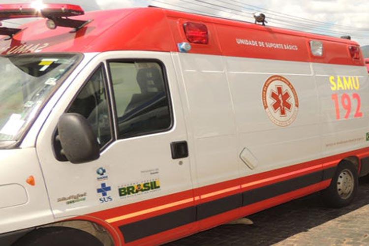 Barreiras: Jovem de 22 anos denuncia abuso sexual dentro de ambulância do Samu