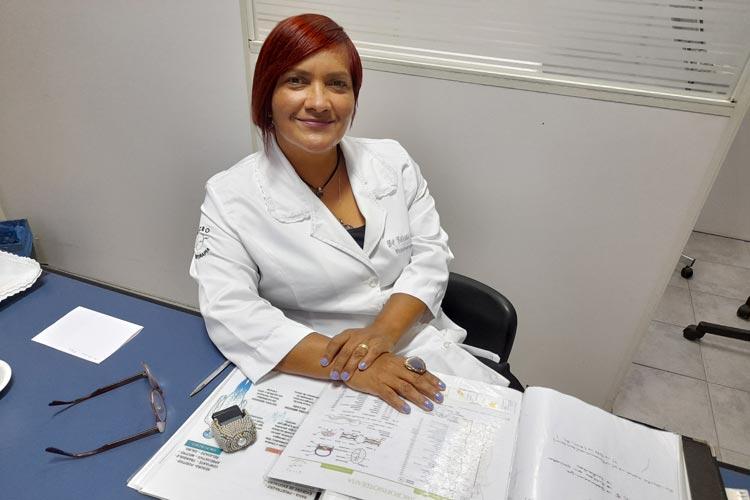 Brumado: Pax Nacional oferta atendimento com a microfisioterapeuta Dila Effgen