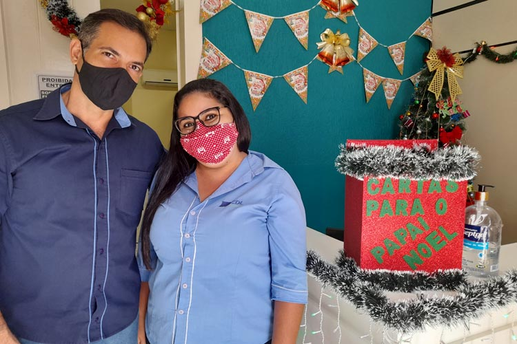 Caravana Natal da Esperança e cartas para o Papai Noel movimentam campanha da CDL em Brumado