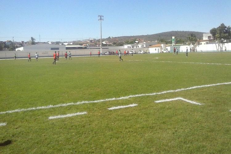 Vila passa pelo São José e conquista vaga nas semifinais do brumadense de futebol sub-20