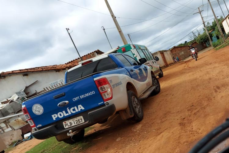 Brumado: Mulher de 32 anos morta a pedradas é encontrada com sinais de estrangulamento, diz PM