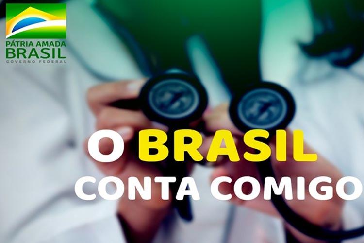 Brumado se inscreve no Programa Brasil Conta Comigo para ampliar combate ao Covid-19