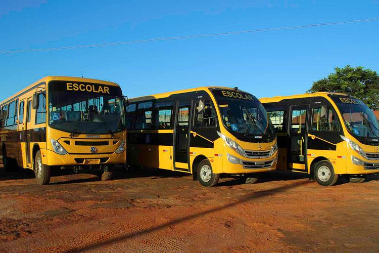 Pagamento do IPVA do transporte escolar na Bahia é prorrogado para 2021 por conta do novo coronavírus