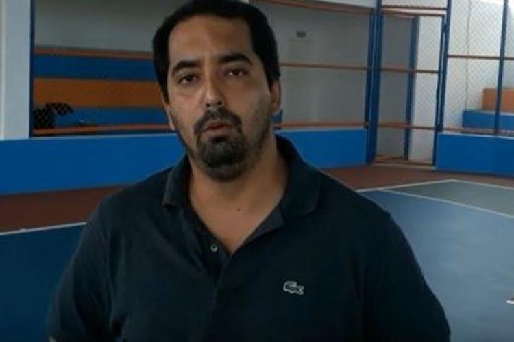 Licínio de Almeida: Prefeito Fred Vasconcellos testa positivo para o novo coronavírus