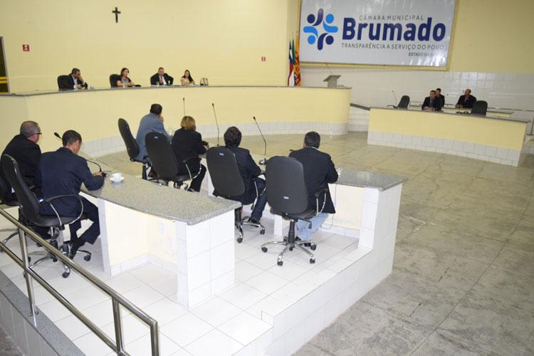 Câmara aprova projeto de aplicação de psicotestes para cargos efetivos em Brumado