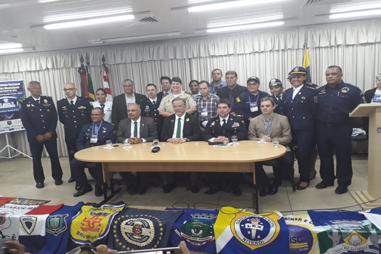 Guarda representa GCM Brumado no encontro nacional da categoria na Paraíba