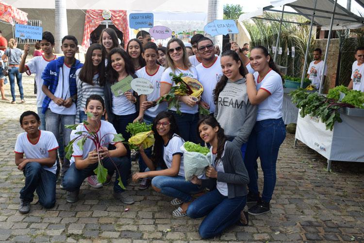 I Feira de Agricultura Familiar e Economia Solidária é realizada em Brumado