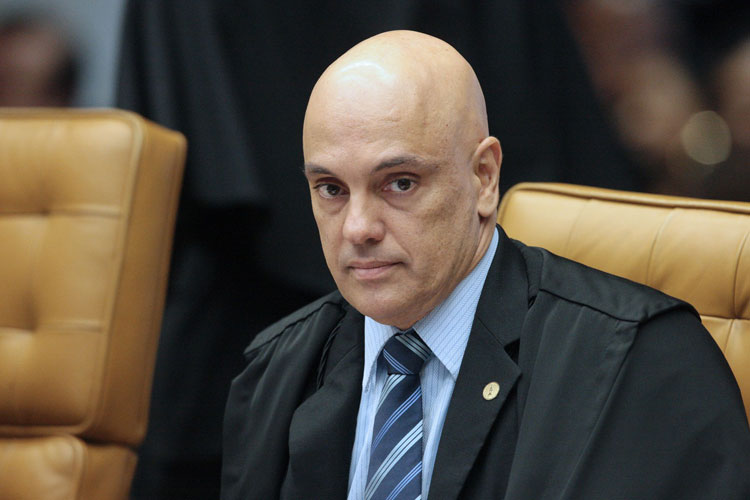 Alexandre de Moraes é novo relator do inquérito sobre Bolsonaro e Moro no STF