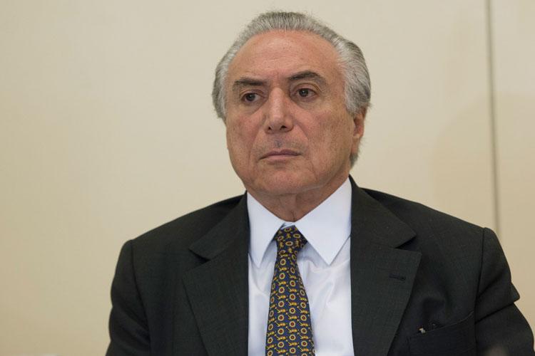 Michel Temer anuncia criação do Ministério da Segurança Pública