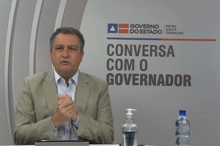 Rui Costa anuncia pagamento de contas de água para famílias no cadastro social