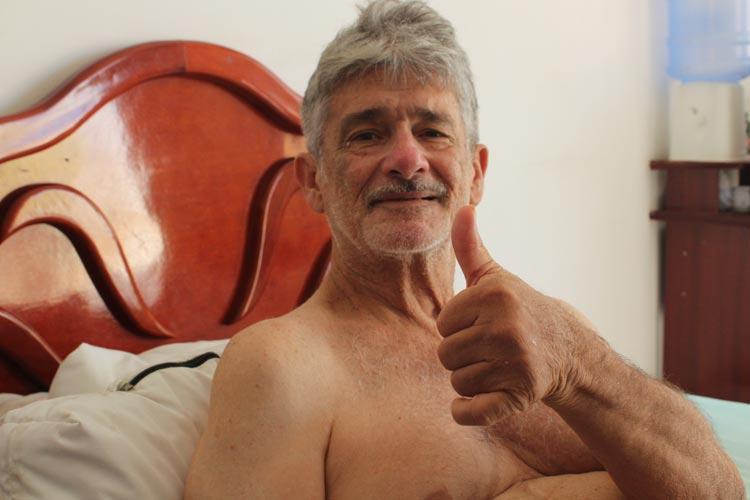 Paciente exalta e põe hospital de Brumado com qualidade de serviços melhor que os hospitais de Salvador