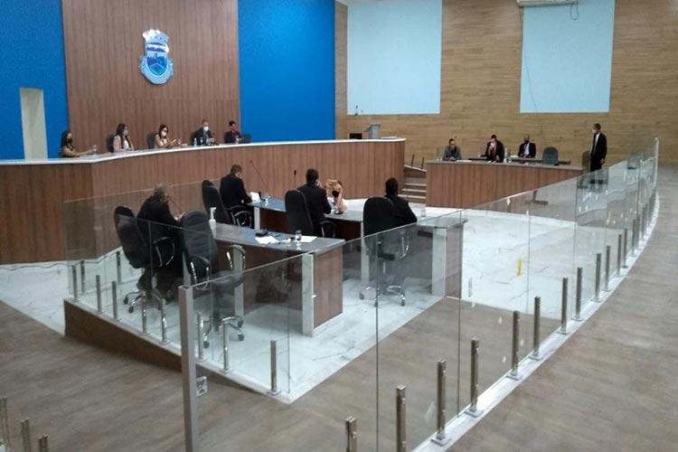 Brumado: Volta às aulas marca debates no legislativo na sessão desta segunda-feira (21)