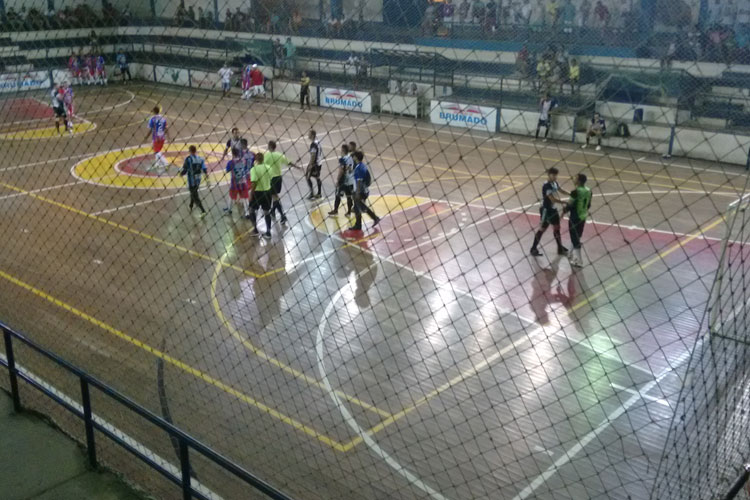 Campeonato brumadense de futsal poderá ser definido nesta sexta-feira (15)