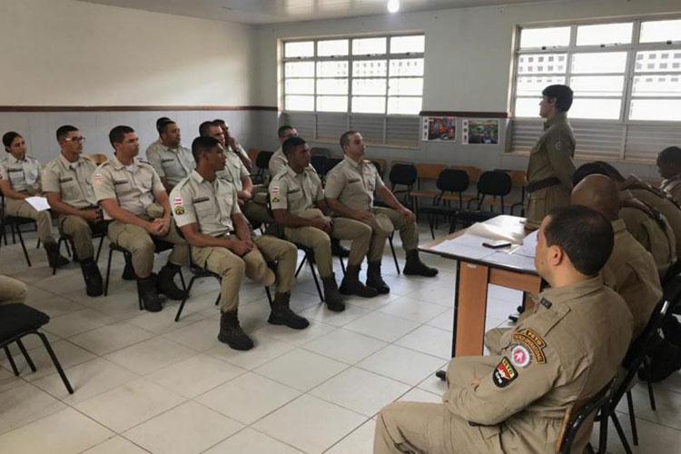 Novos Policiais Militares são transferidos para a 46ª CIPM em Livramento de Nossa Senhora