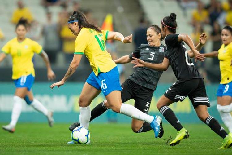 Brasil se candidata a receber Copa do Mundo Feminina em 2023