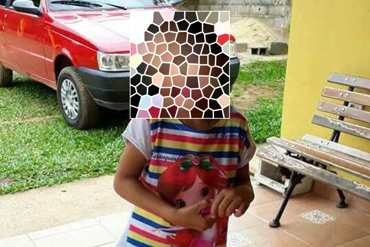 Tanhaçu: Família precisa de ajuda para criança que após tomar medicação não fala, não anda e não enxerga