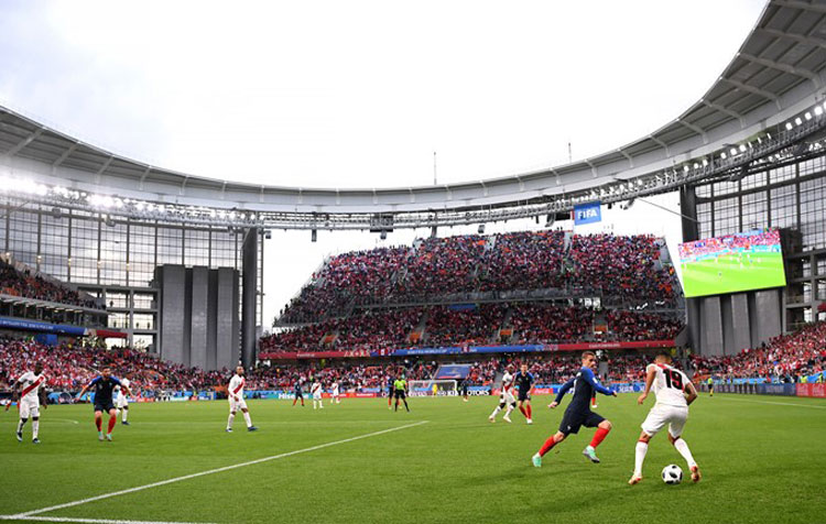 França vence e elimina o Peru da Copa do Mundo 2018