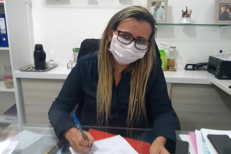 Brumado: Secretária de educação parabeniza estudantes, lamenta escolas vazias e exalta aulas remotas