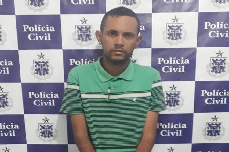Brumadense é preso acusado de matar jovem após ser cobrado de uma bicicleta roubada em Bom Jesus da Lapa